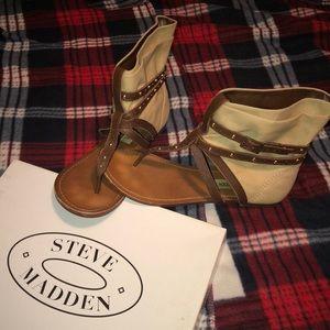 Steve Madden boot sandals
